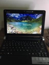 Notebook Acer Aspire One KAV60 Semi-novo