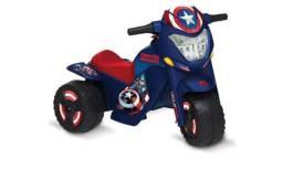 Moto elétrica Avengers