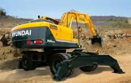 Hyundai 140- Excelente máquina de trabalho.