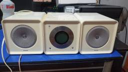 Vintage: Microsystem Philips Alarme, Radio Relogio Digital, CD player