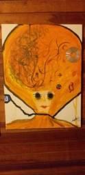 "Pintura ""Atenporal"""