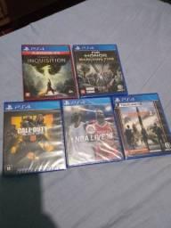 Jogos Lacrados Ps4 Xbox One Ps3