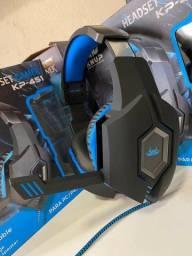 Headset gamer knup KP-451 lacrado