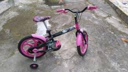 Bicicleta Caloi Monsters Ray infantil
