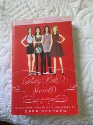 livro pretty little secrets de pretty little liars em inglês