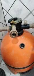 Filtro de piscina Nautilus até 100.000 Lts