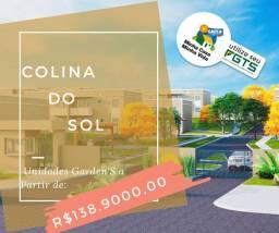 M.P Casa Sobreposta com Garden 100% Financiado