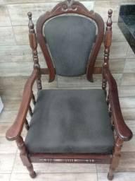Cadeira Imperial Antiga