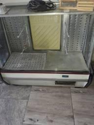 Balcão freezer e Balcão geladeira e 02