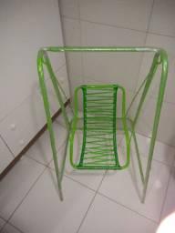 Cadeira de balanço para crianças