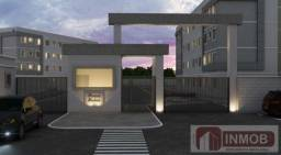 Apartamento para Locação em Taubaté, Parque Bandeirantes, 2 dormitórios, 1 banheiro, 1 vag