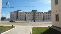 Apartamento com 2 dormitórios à venda, 54 m² por R$ 160.000,00 - Felícia - Vitória da Conq