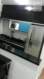 Apartamento com 3 dormitórios para alugar, 55 m² por R$ 1.550/mês - Ponte Grande - Guarulh