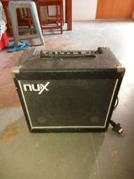 Cubo Guitarra Nux Mighty 30 DFX<br><br>