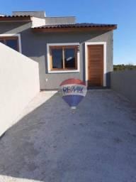 Casa com 2 dormitórios à venda, 56 m² por R$ 145.000,00 - Porto Verde - Alvorada/RS