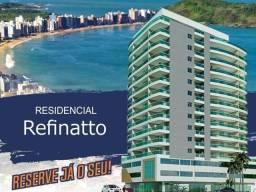 Empreendimento em Guarapari na Praia do Morro Lançamento Residencial Refinatto