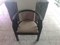 Cadeiras em laca