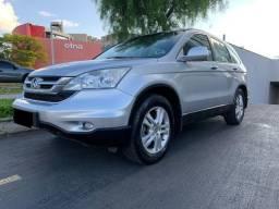 Honda CRV Exl 2.0 4wd 2011/11