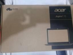 Notebook Zerado Acer Aspire E15 Amd A10 N.Fiscal Vga 2Gb Dedicada - Caixa - Garantia, usado comprar usado  Fortaleza