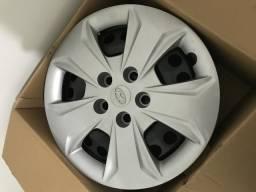 Vendo roda de ferro aro 16 original+ calota original/ creta 2020
