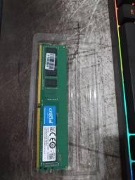 Memória RAM 8 gb ddr4