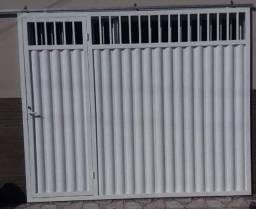 Fabricação de portões e grades galvanizado