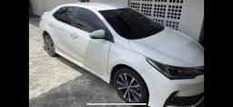Corolla XRS top de linha 2018