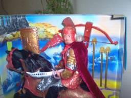 Cavaleiro com escudo espada oferta colecionador é o da foto