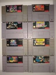 Jogos de Super Nintendo