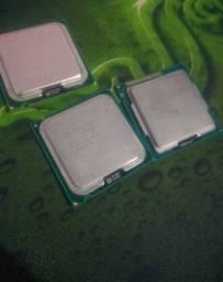 Processadores Pentium e Celeron LGA 1155 e 775 Preços na descrição