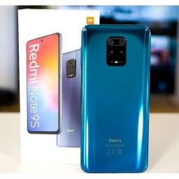 Xiaomi Redmi 9 S Aurora Blue 128gb 6de ram