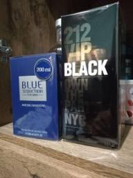 212 VIP Black 200ml Blue Seduction 200ml