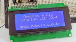 Display Lcd 20x4 Arduino