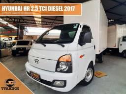 Hyundai HR 2.5 TCI Diesel Baú 2017