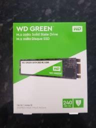SSD NVME M.2 250GB WD GREEN