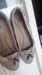 Sapato de couro 39