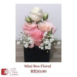 Mini box floral