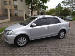 Toyota Etios Sedan XLS 1.5 Automatico Flex