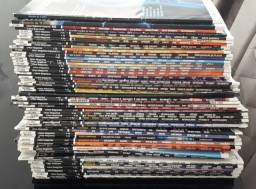 Lote Linux Magazine 61 Revistas Original