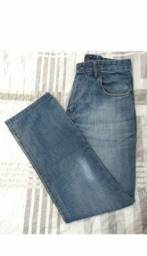 Calça jeans masculina Angela Litrico