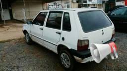 Fiat uno branco/2005