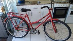 Bicicleta Barra circular feminina