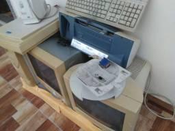 1 computador 2 monitor 1escania 1 impresora fonte e asesorios