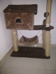 Linda e perfeita casinha para seu gato