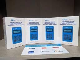 Máquinha de Cartão Via Bluetooth - Mercado Pago