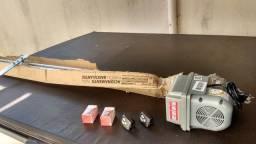 Kit Completo Motor Portão Basculante Garen- NOVO