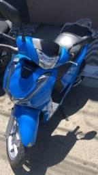 Honda SH 2017 com 3 mil km