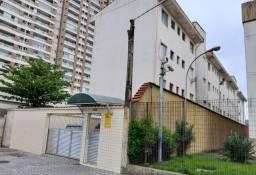 2 dormitórios/Encruzilhada-Santos