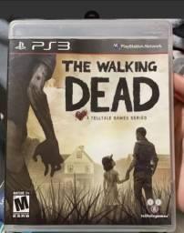 The walking dead jogo PS3