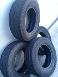 Vendo 4 pneus